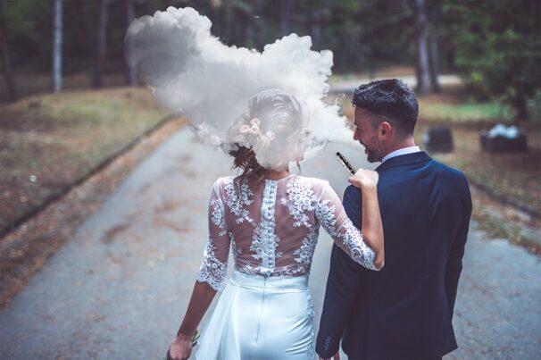 Vaping Rules At A Wedding